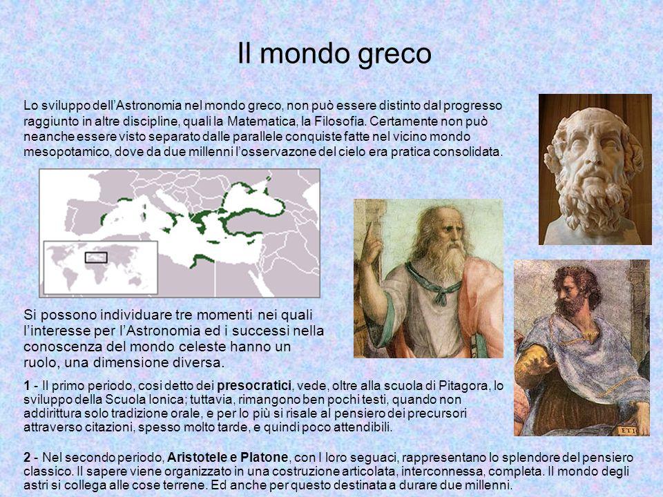 Il mondo greco