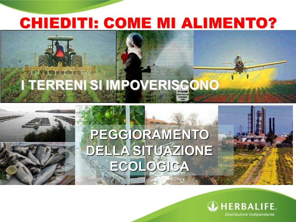 CHIEDITI: COME MI ALIMENTO