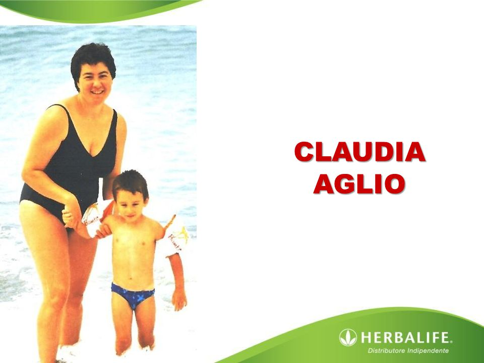 CLAUDIA AGLIO