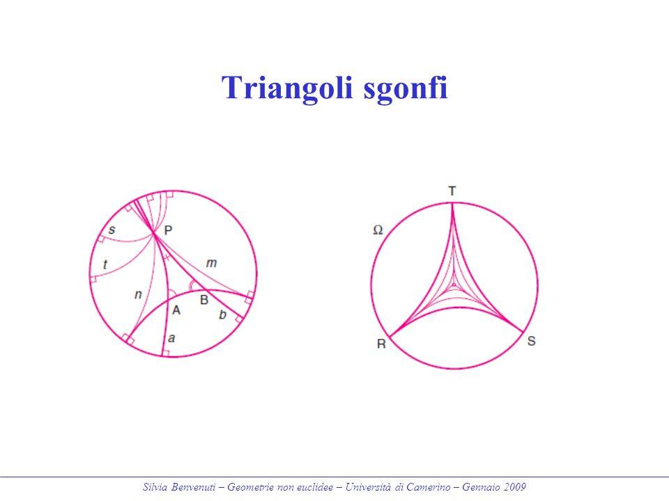 Triangoli sgonfi