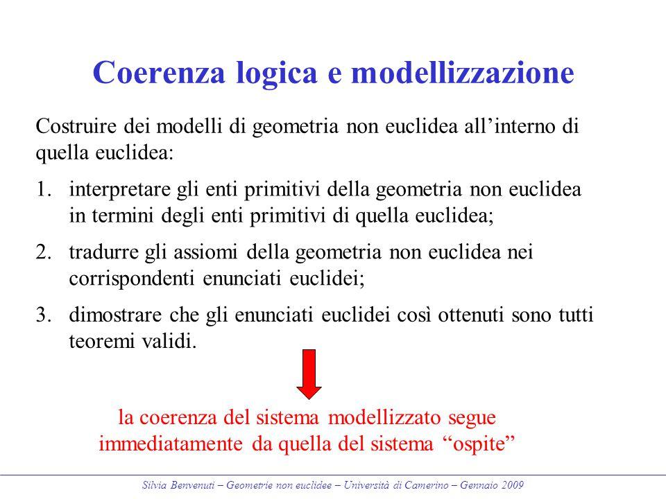 Coerenza logica e modellizzazione