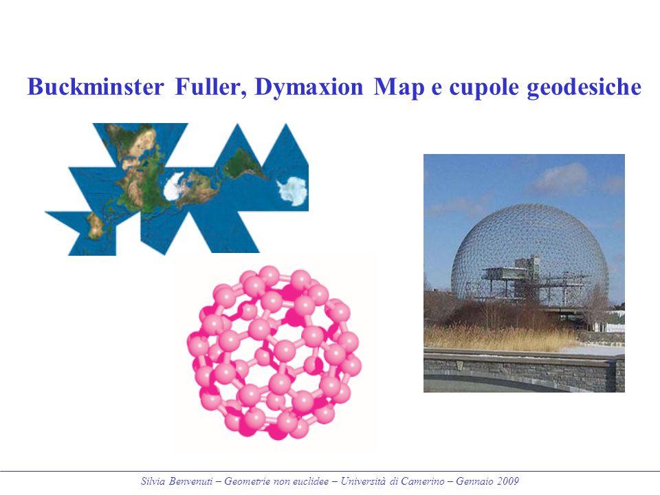 Buckminster Fuller, Dymaxion Map e cupole geodesiche