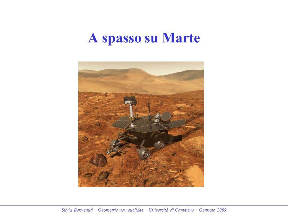 A spasso su Marte