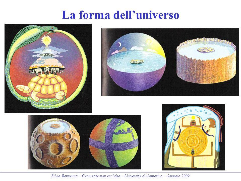 La forma dell'universo