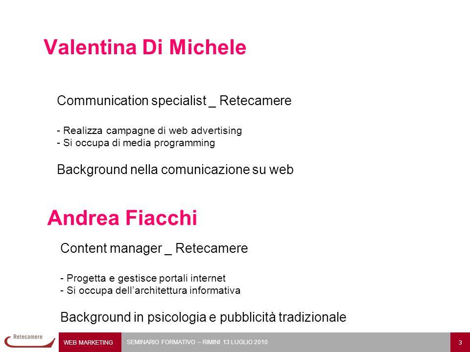 Valentina Di Michele Andrea Fiacchi