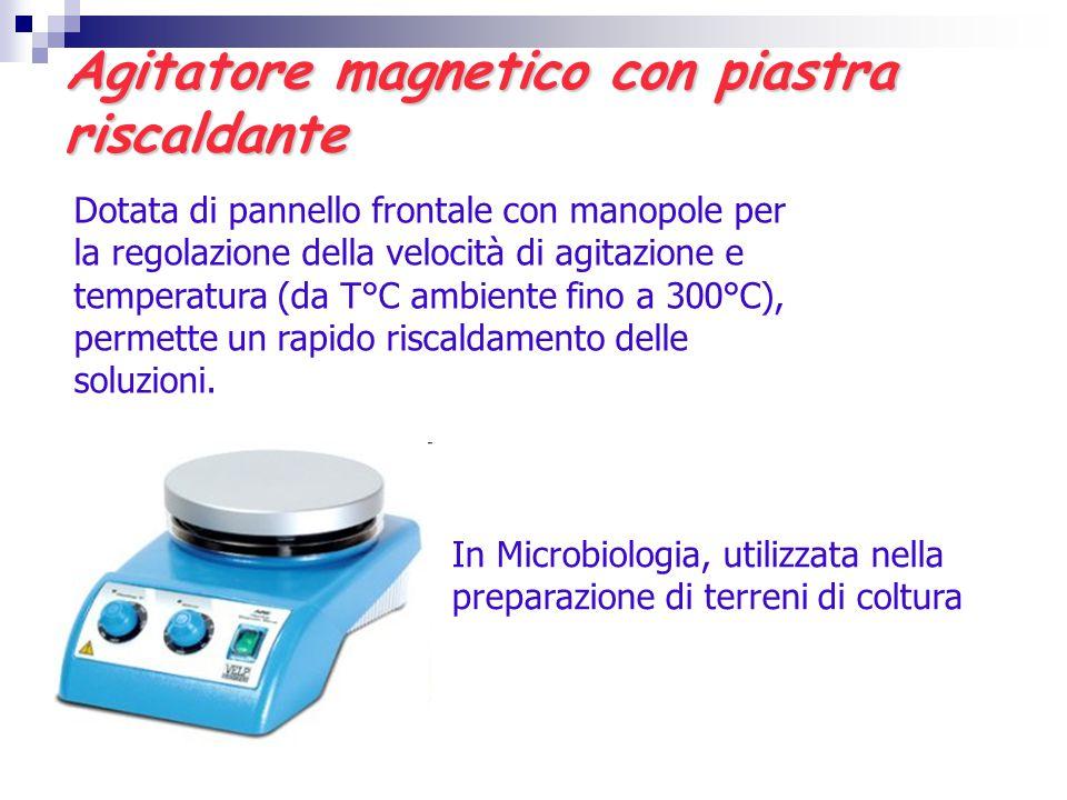 Agitatore magnetico con piastra riscaldante