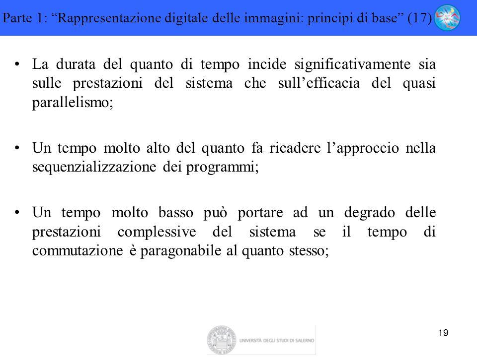 Parte 1: Rappresentazione digitale delle immagini: principi di base (17)