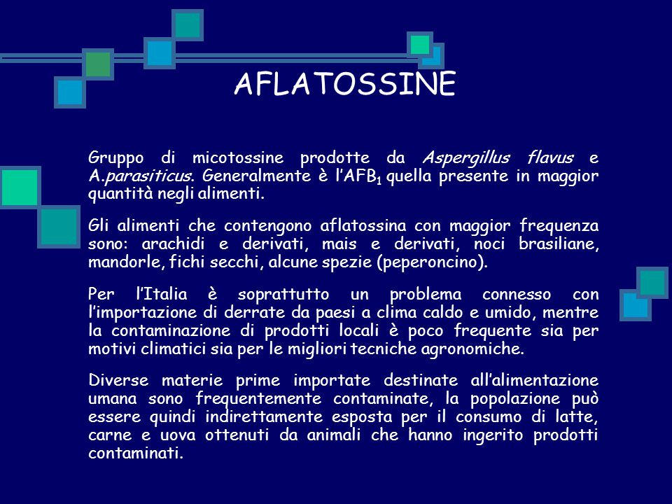 AFLATOSSINE