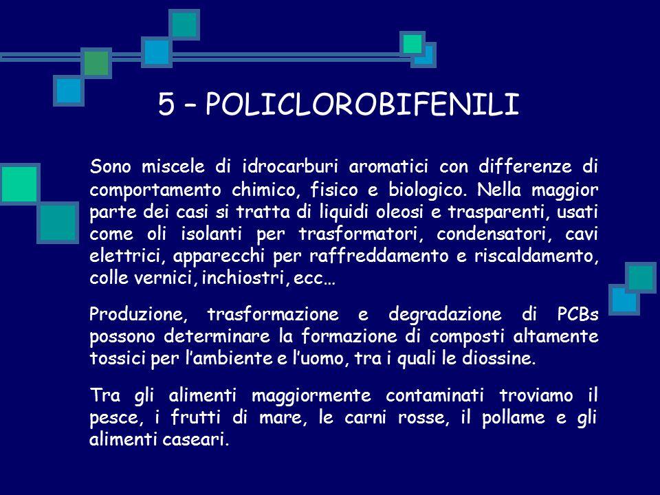 5 – POLICLOROBIFENILI