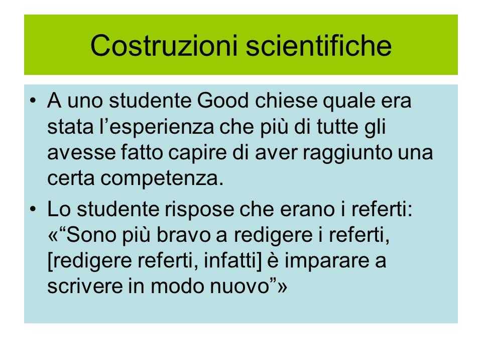 Costruzioni scientifiche