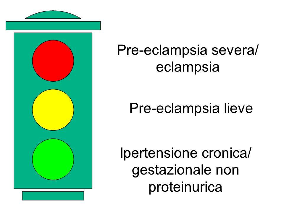 Pre-eclampsia severa/ eclampsia