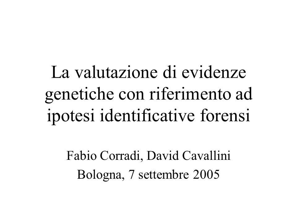 Fabio Corradi, David Cavallini Bologna, 7 settembre 2005