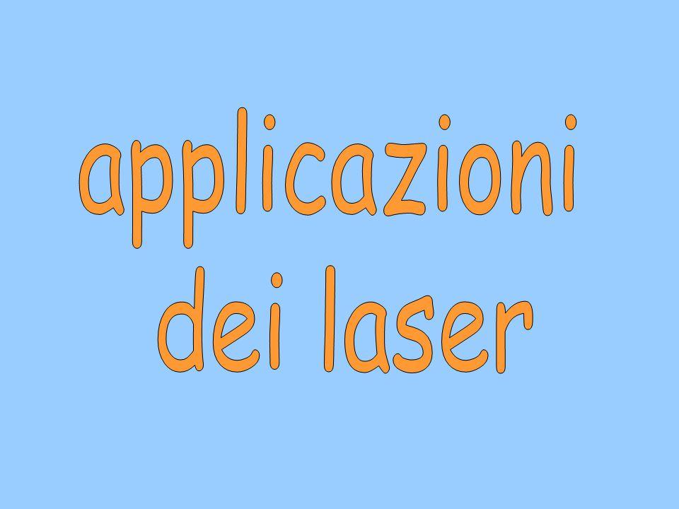 applicazioni dei laser