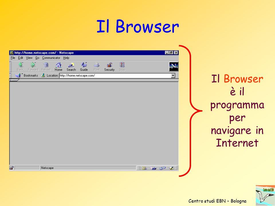 è il programma per navigare in Internet