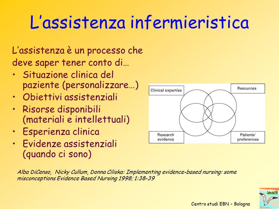 L'assistenza infermieristica