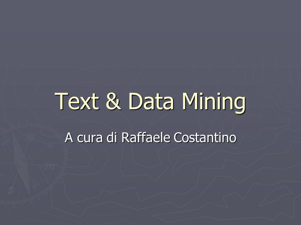 A cura di Raffaele Costantino