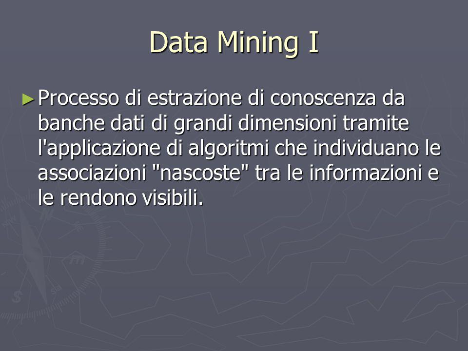 Data Mining I