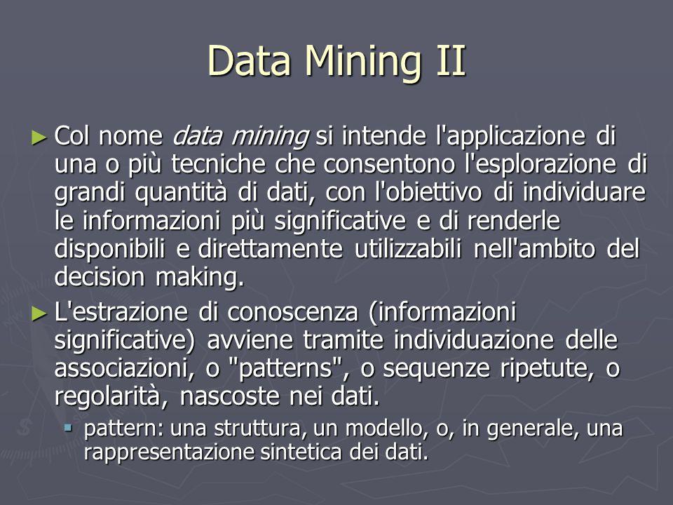 Data Mining II