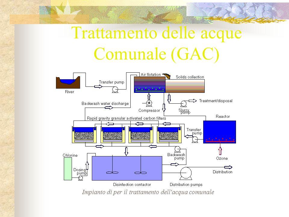 Trattamento delle acque Comunale (GAC)