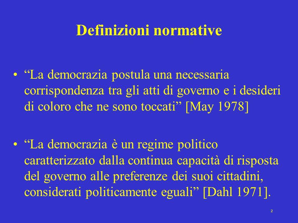 Definizioni normative