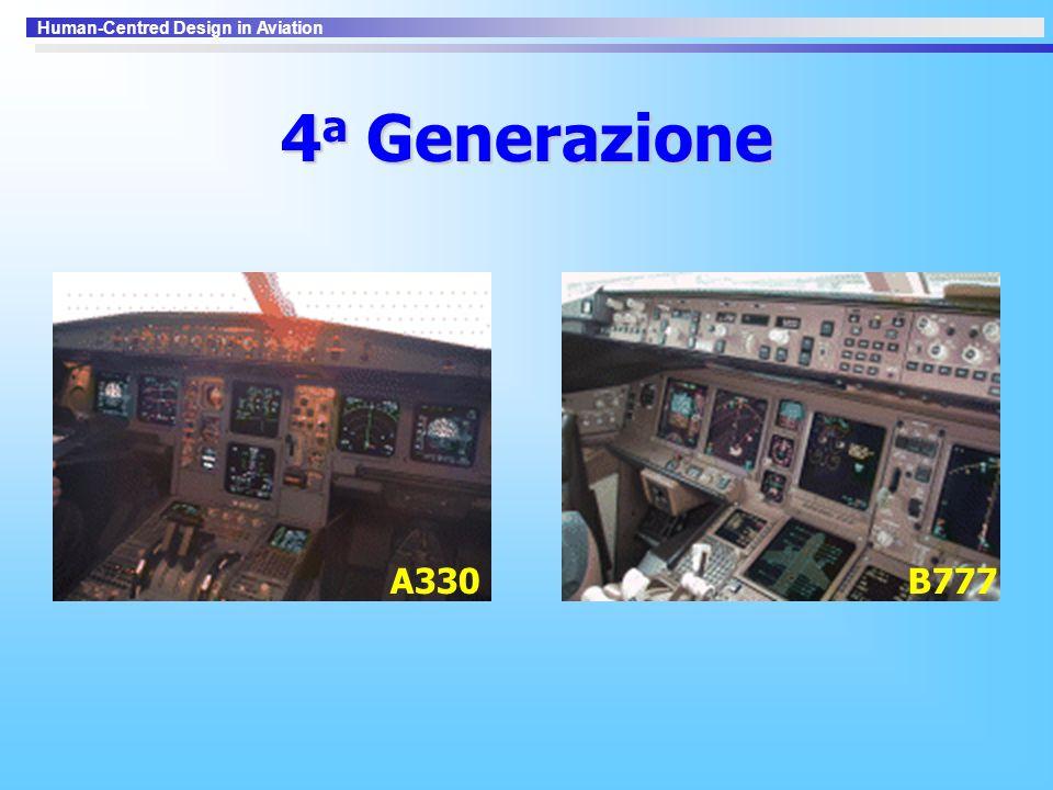 4a Generazione A330 B777