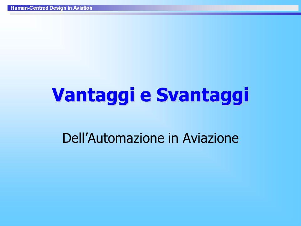 Dell'Automazione in Aviazione