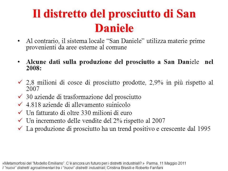 Il distretto del prosciutto di San Daniele
