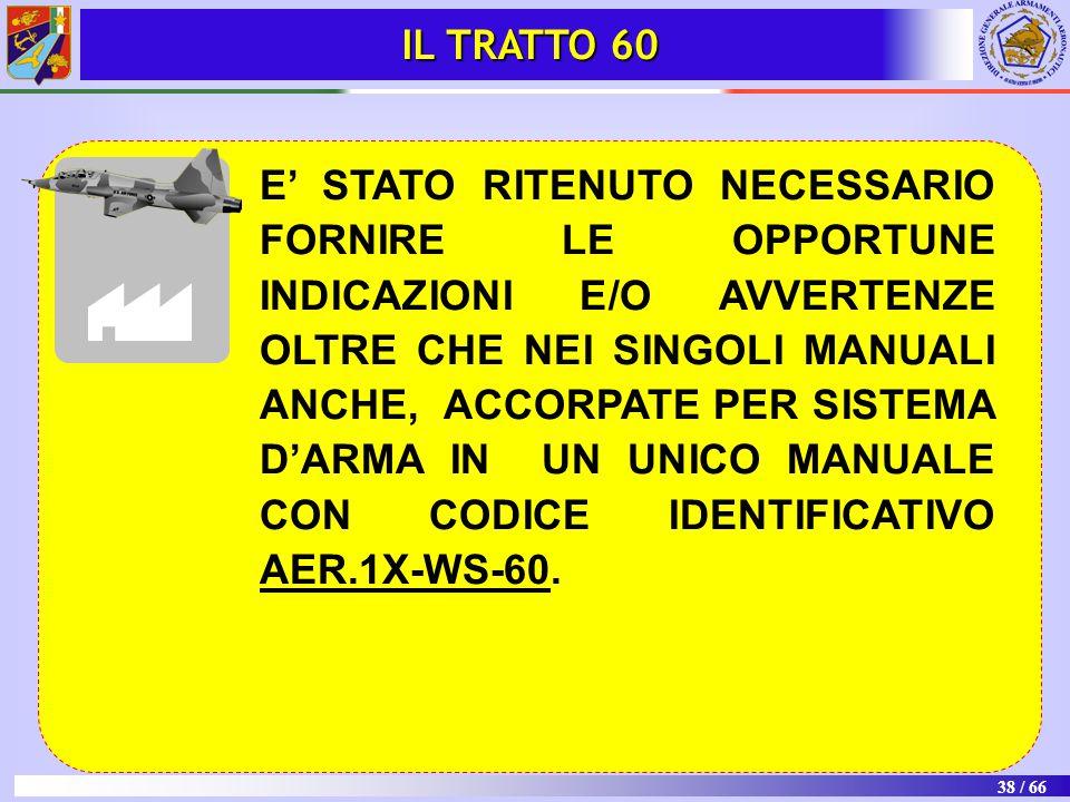 IL TRATTO 60
