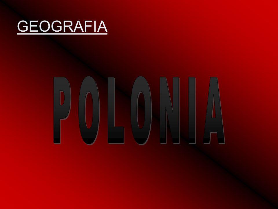 GEOGRAFIA POLONIA