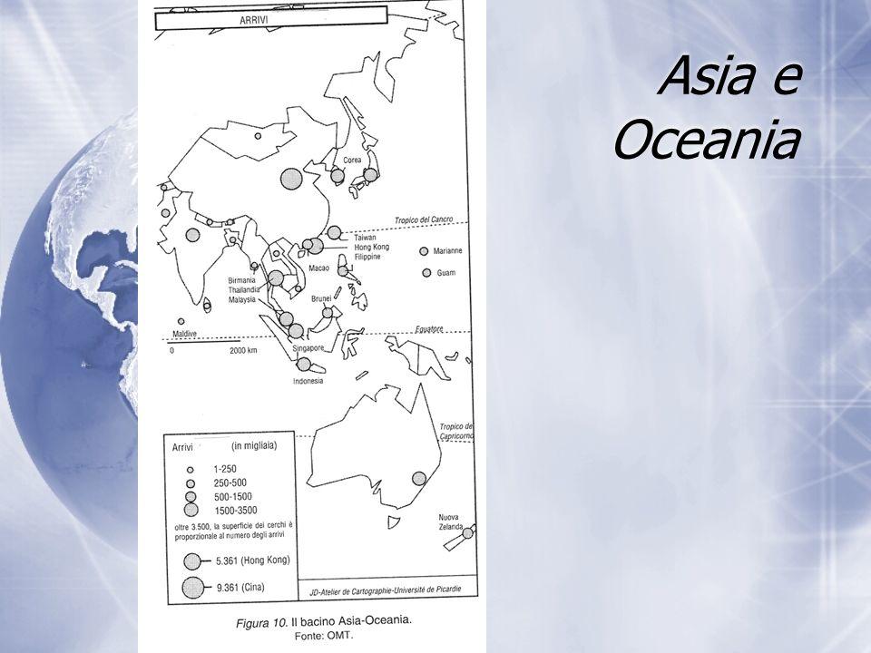 Asia e Oceania