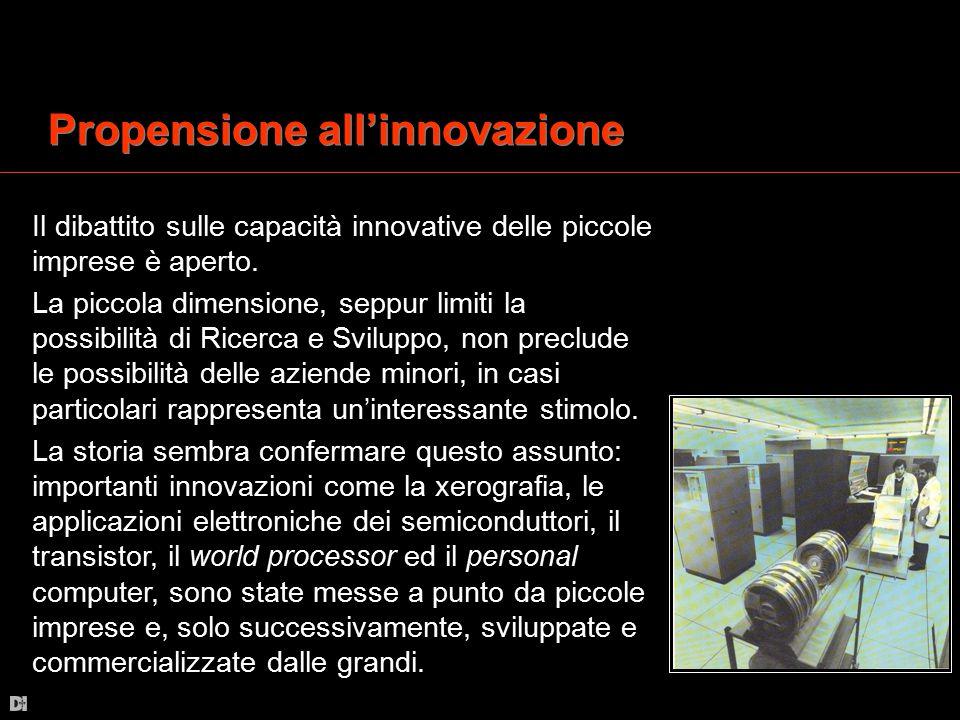 Propensione all'innovazione