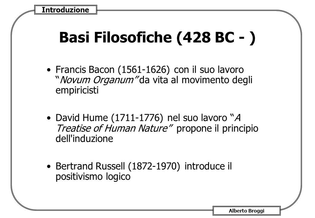 Basi Filosofiche (428 BC - )