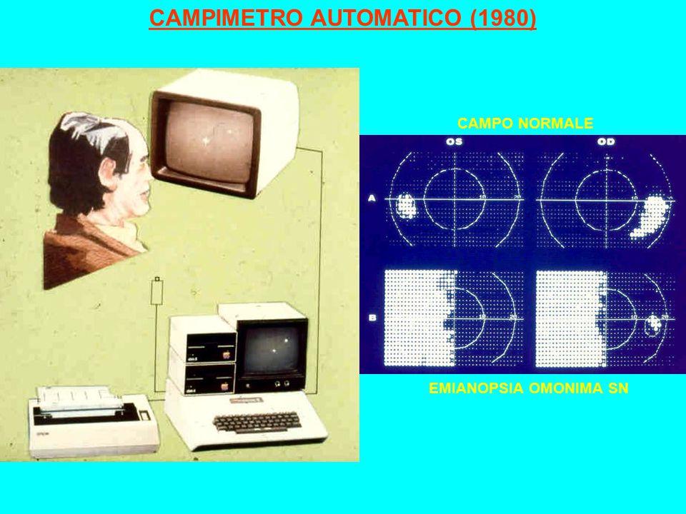 CAMPIMETRO AUTOMATICO (1980)