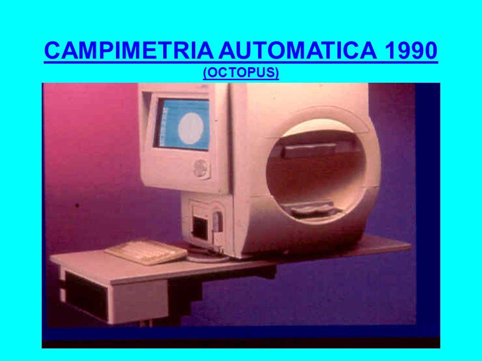 CAMPIMETRIA AUTOMATICA 1990