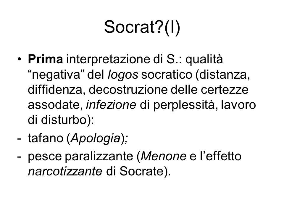 Socrat (I)