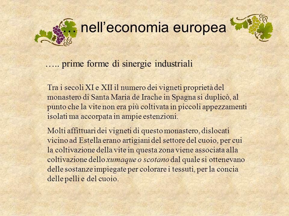 … nell'economia europea