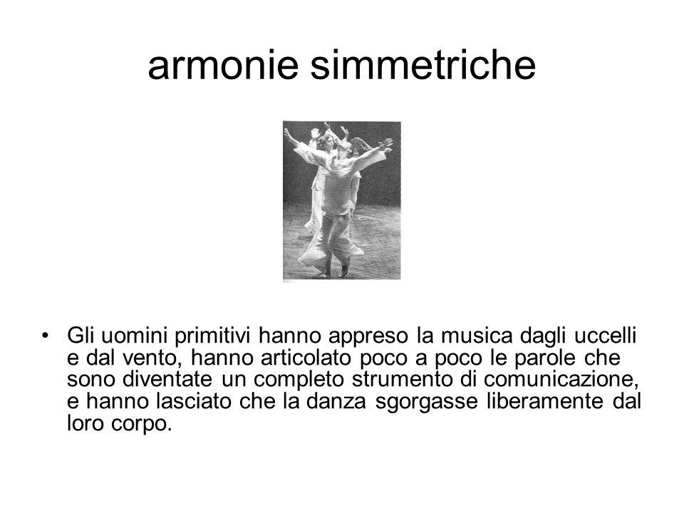 armonie simmetriche