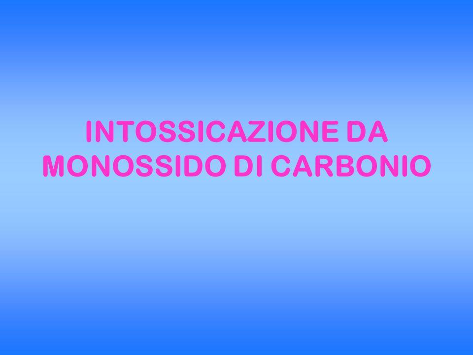 insufficienze respiratorie ppt scaricare ForIntossicazione Da Monossido Di Carbonio