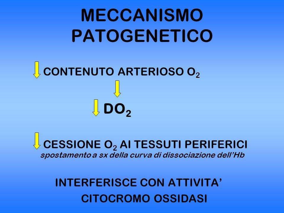 MECCANISMO PATOGENETICO