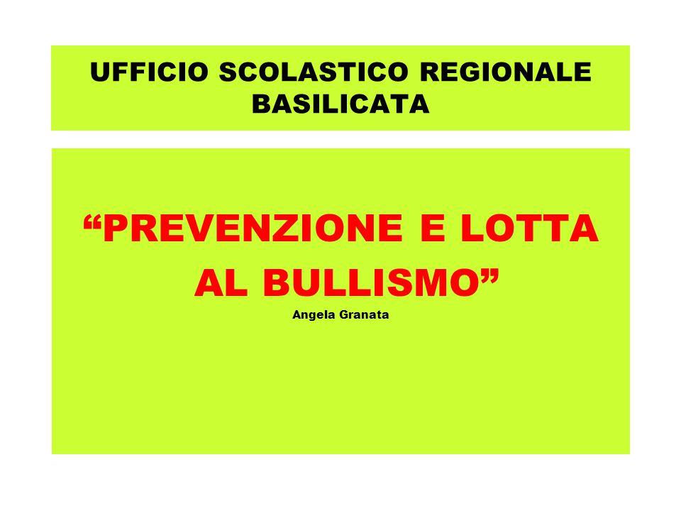 UFFICIO SCOLASTICO REGIONALE BASILICATA