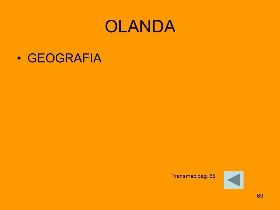 OLANDA GEOGRAFIA Transmed pag. 68