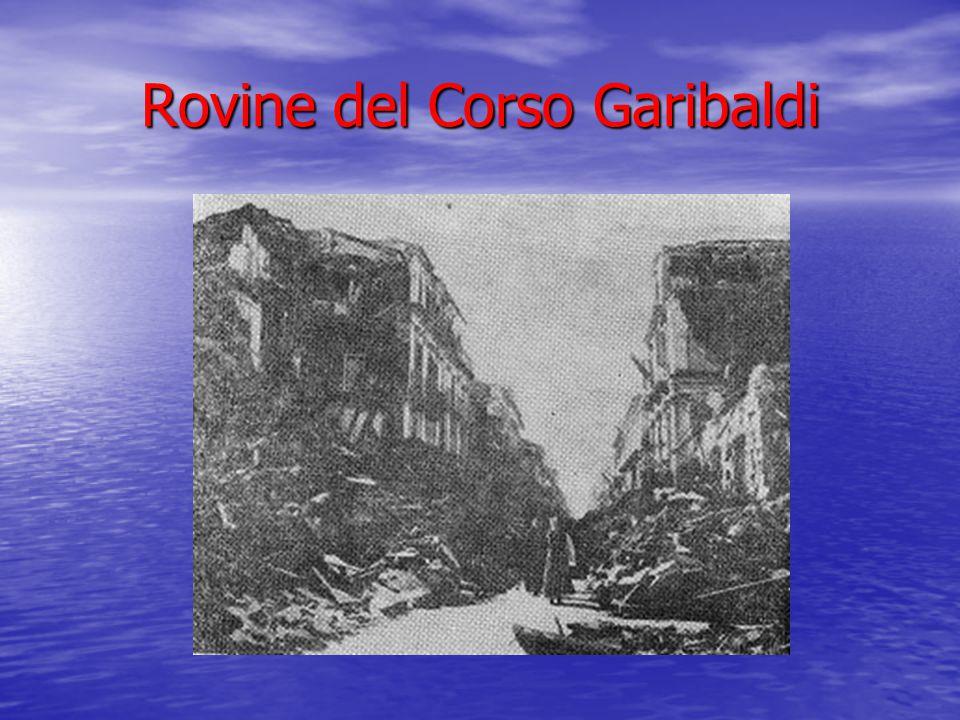 Rovine del Corso Garibaldi