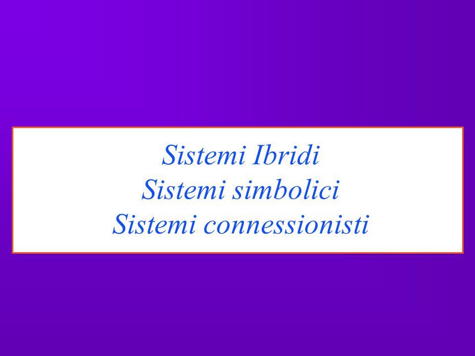 Sistemi connessionisti
