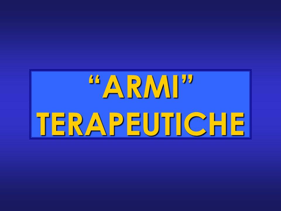 ARMI TERAPEUTICHE