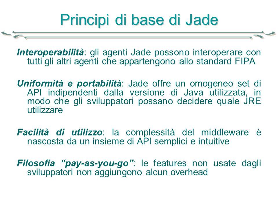 Principi di base di Jade