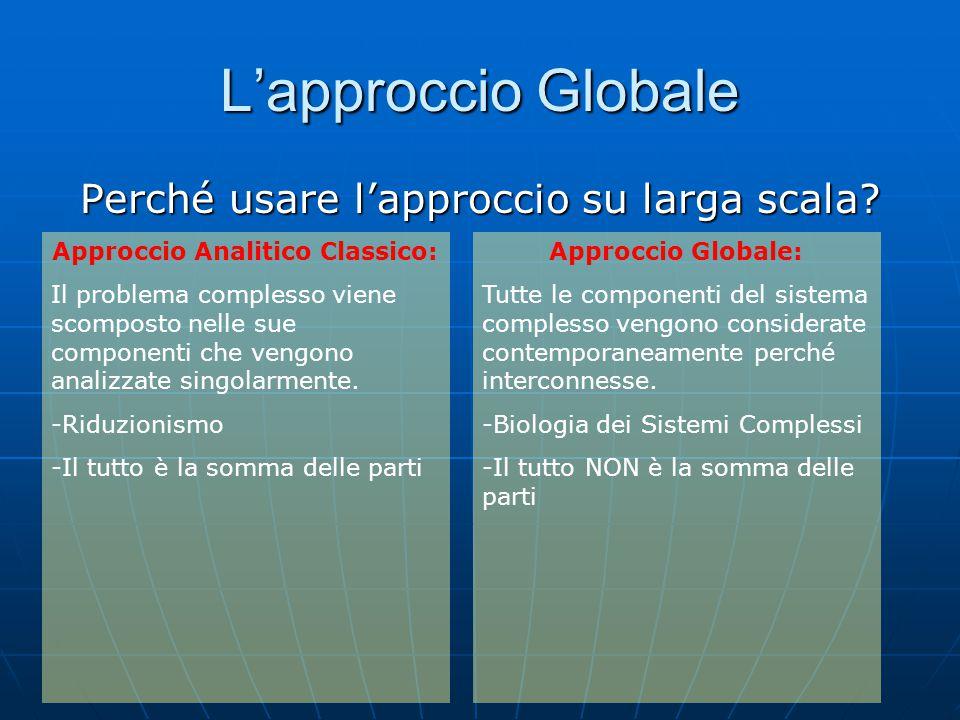Approccio Analitico Classico: