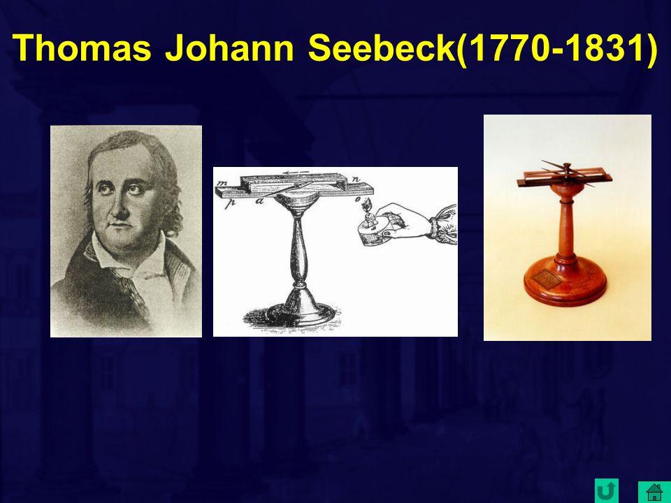 Thomas Johann Seebeck(1770-1831)
