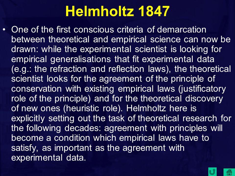Helmholtz 1847