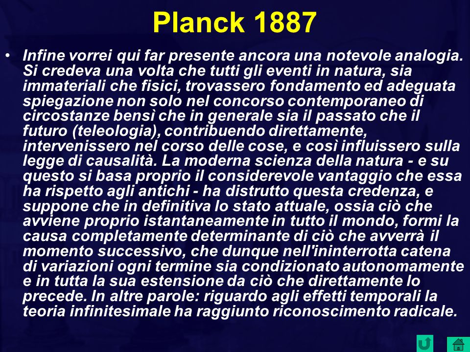 Planck 1887