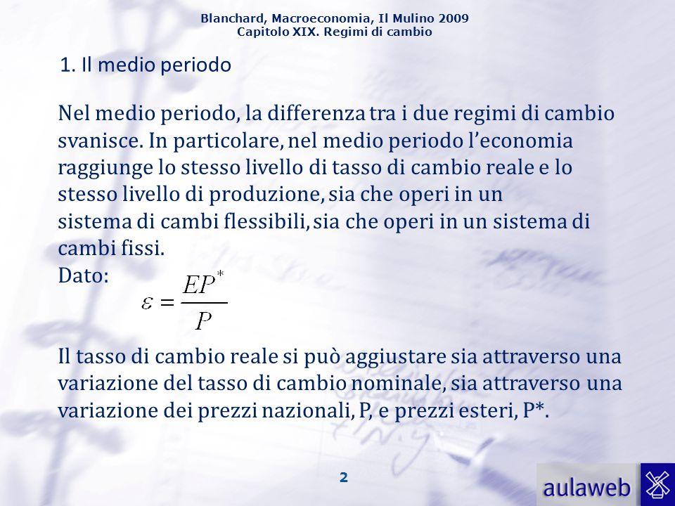 1. Il medio periodo